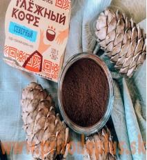 Káva Tajga - cédrer, čakanka, čaga a červený koreň 85 g