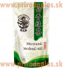 DRAGON zelený čaj mliečny 100 g