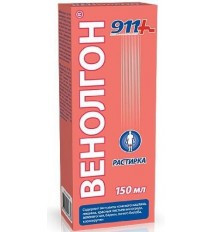 911 – Venolgon – emulzia na nohy 150 ml