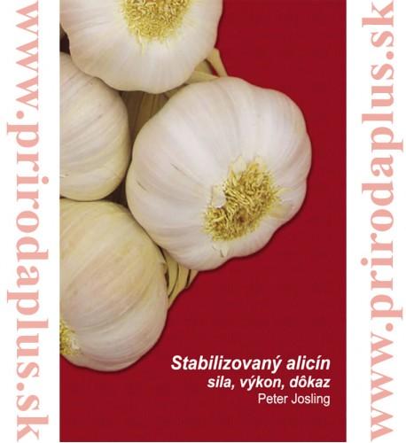 Stabilizovaný alicín - kniha - sila, výkon, dôkaz