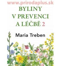 Byliny v prevenci a léčbě 2 - Žaludeční a střevní problémy – Maria Treben