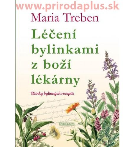 Léčení bylinkami z boží lékárny. Účinky bylinných receptů -  Maria Treben