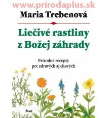 Liečivé rastliny z Božej záhrady, 2. vydanie – Maria Treben