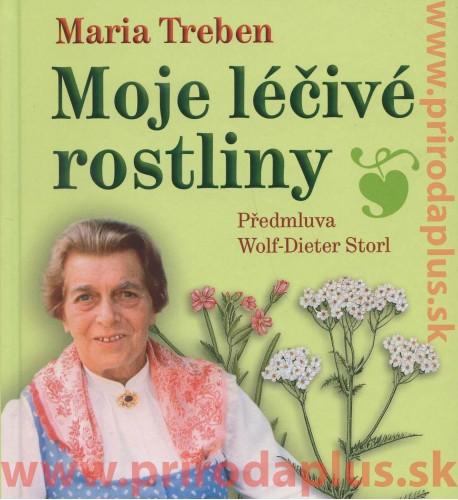 Moje liečivé rastliny, Moje léčivé rostliny - Maria Treben