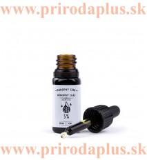 CBG konopný olej 5% Konopný Táta 10 ml = cca 250 kvapiek