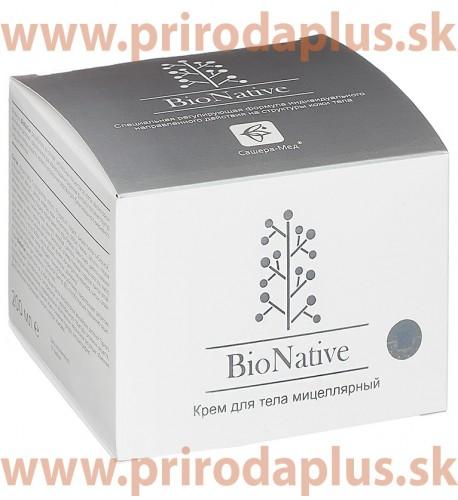 BioNative krém na telo 200 ml