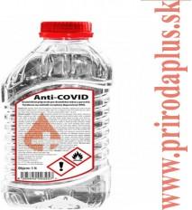 Dezinfekcia na ruky a povrchy ANTI COVID 1 L