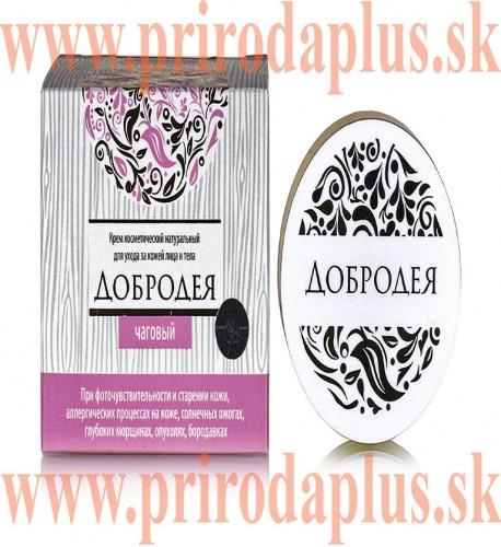 Kozmetický krém  Dobrodeja  - čagový 30 ml