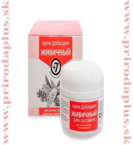 Krém Dobrodeja +7 živicový - 50 ml