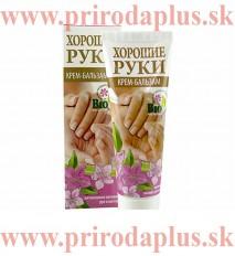 Krém na ruky DOBRÉ RUKY - efektívna výživa rúk , nechtov 75 ml
