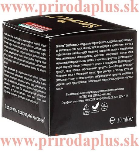 Krém - výplň  Sachel ® biobalans 30 ml