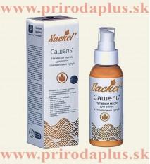 Micelárny olej na vlasy Sachel® 100 ml