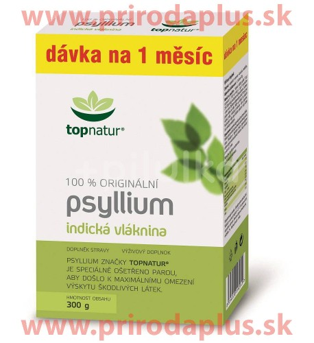 Psyllium Topnatur vláknina 300g