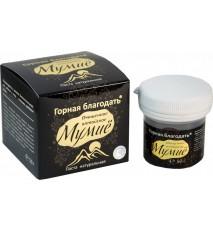 """Mumio altajské – čistené, v prirodzenej """"tekutej forme"""" 50g"""