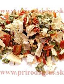 Koreňová sušená zelenina